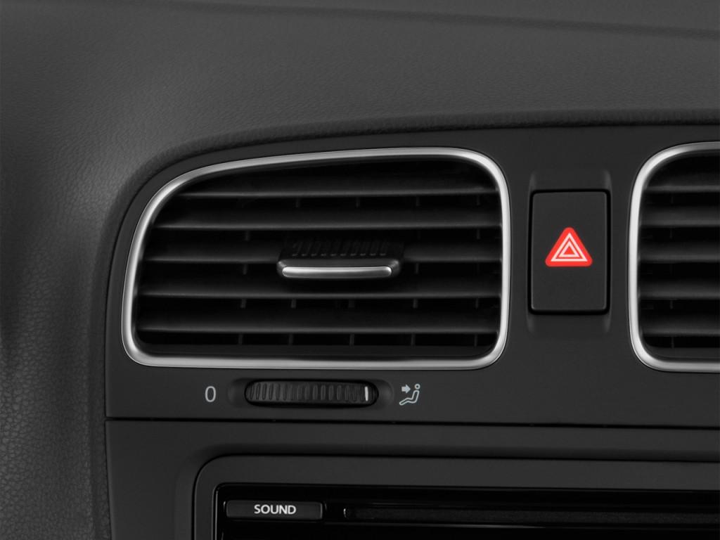Car Air Ducts : Image volkswagen golf door hb auto pzev air vents