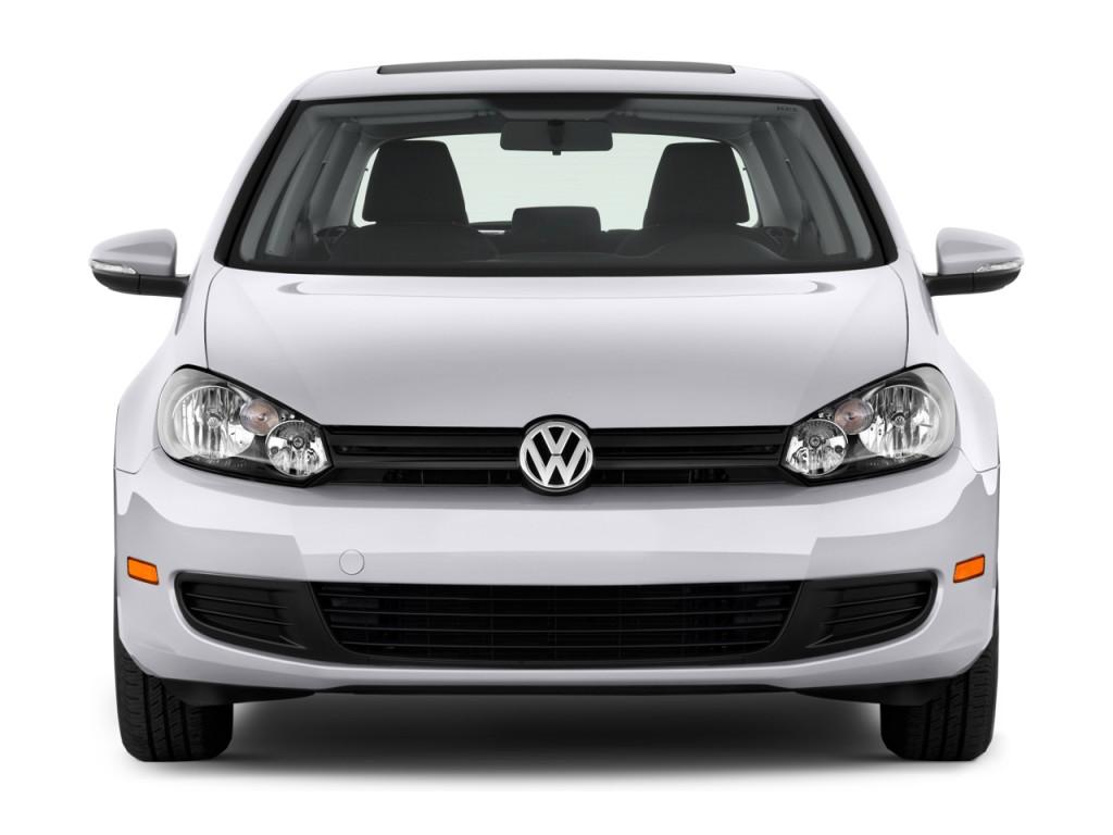 Image: 2013 Volkswagen Golf R 2-door HB Front Exterior ...