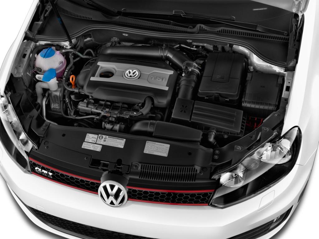 2013 Volkswagen GTI 4-door HB DSG PZEV *Ltd Avail* Engine