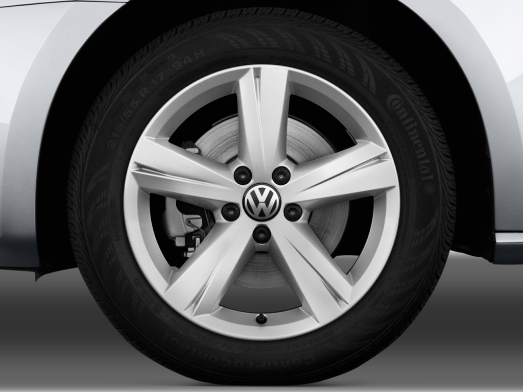 Image 2013 Volkswagen Passat 4 Door Sedan 2 5l Auto Se Wheel Cap Size 1024 X 768 Type Gif