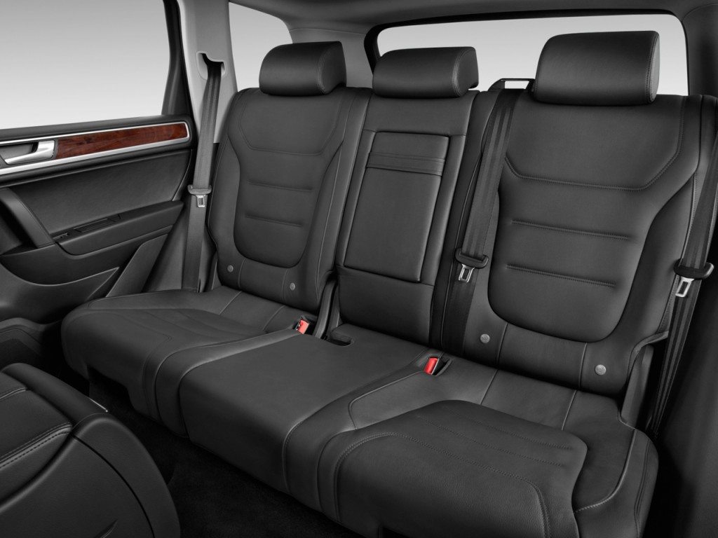 Image: 2013 Volkswagen Touareg 4-door TDI Lux Rear Seats, size: 1024 x 768, type: gif, posted on ...