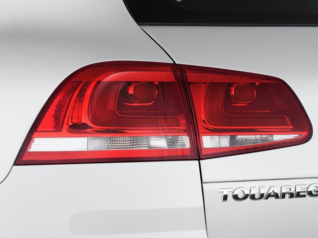 Image: 2013 Volkswagen Touareg 4-door TDI Lux Tail Light, size: 1024 x 768, type: gif, posted on ...