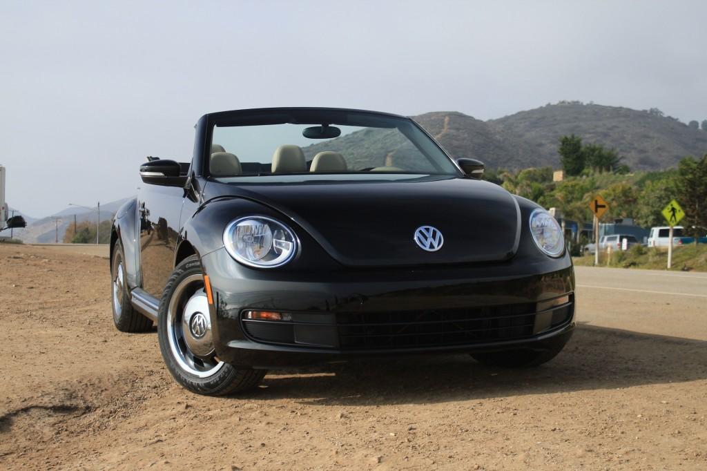 2013 Volkswagen Beetle Convertible first drive