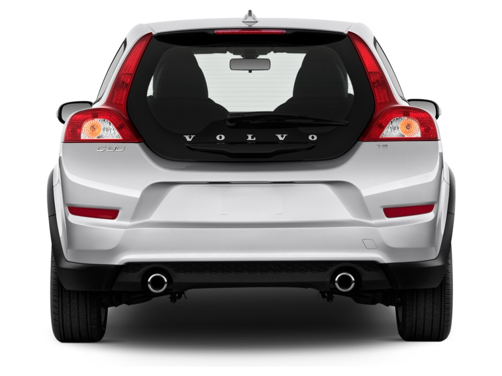 Image 2013 volvo c30 2 door coupe auto rear exterior view for Rear exterior door