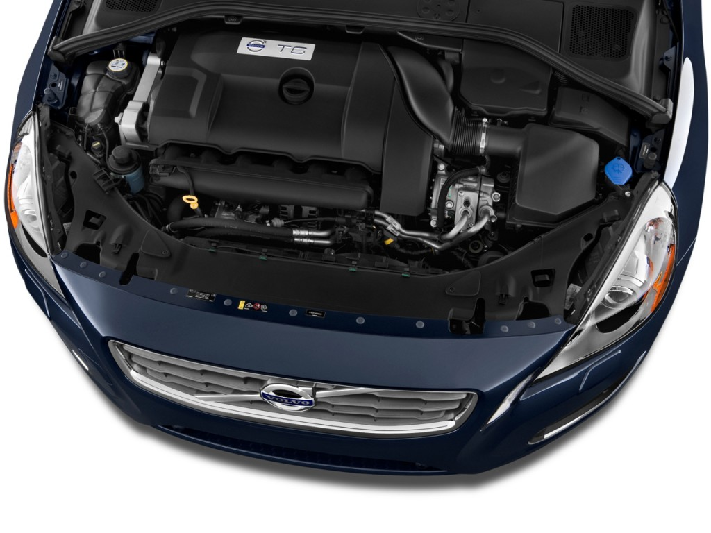 volvo v8 engine diagram image: 2013 volvo s60 4-door sedan t5 fwd engine, size ... #13