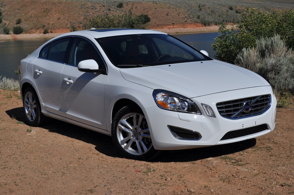 2013 Volvo S60 T5 Awd First Drive