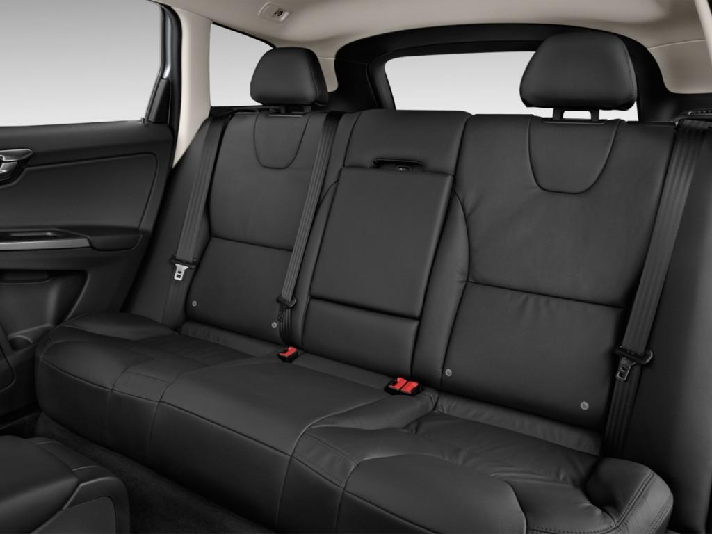 Image 2013 Volvo Xc60 Fwd 4 Door 3 2l Rear Seats Size