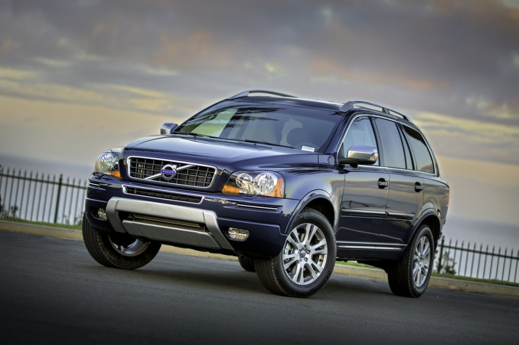 2013 Volvo XC90 Review, Ratings, Specs, Prices, and Photos - The Car