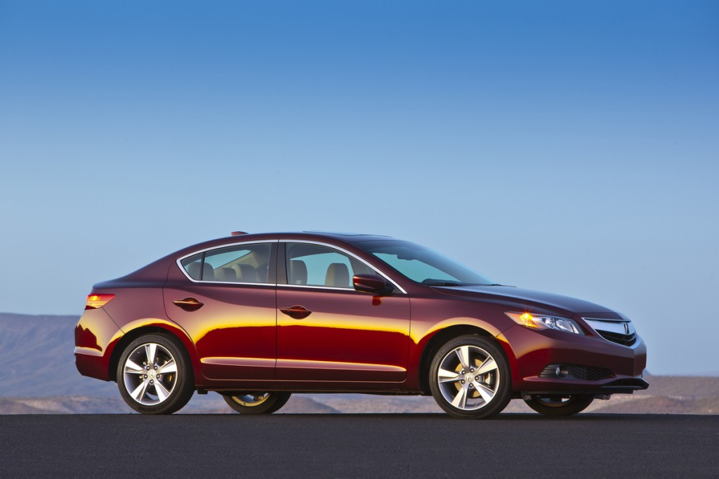 acura ilx recalled for too hot headlamps. Black Bedroom Furniture Sets. Home Design Ideas
