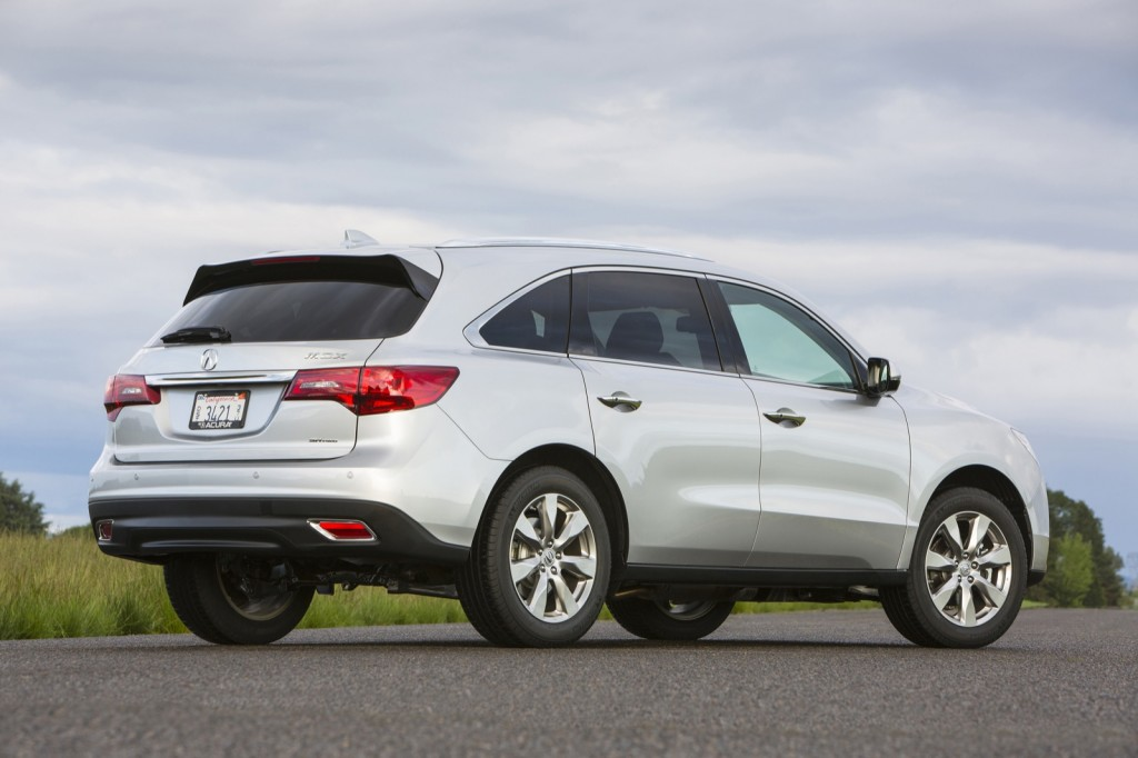 Acura Mdx Recall Ny Auto Show Preview Ev Tax Credit What S New The Car Connection