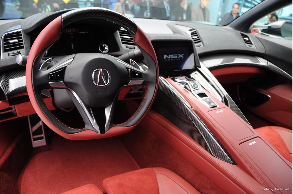 acura nsx interior 2013. acura nsx ii concept 2013 detroit auto show nsx interior c