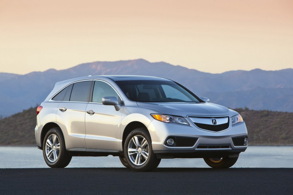 2014 acura rdx review ratings specs prices and photos the car