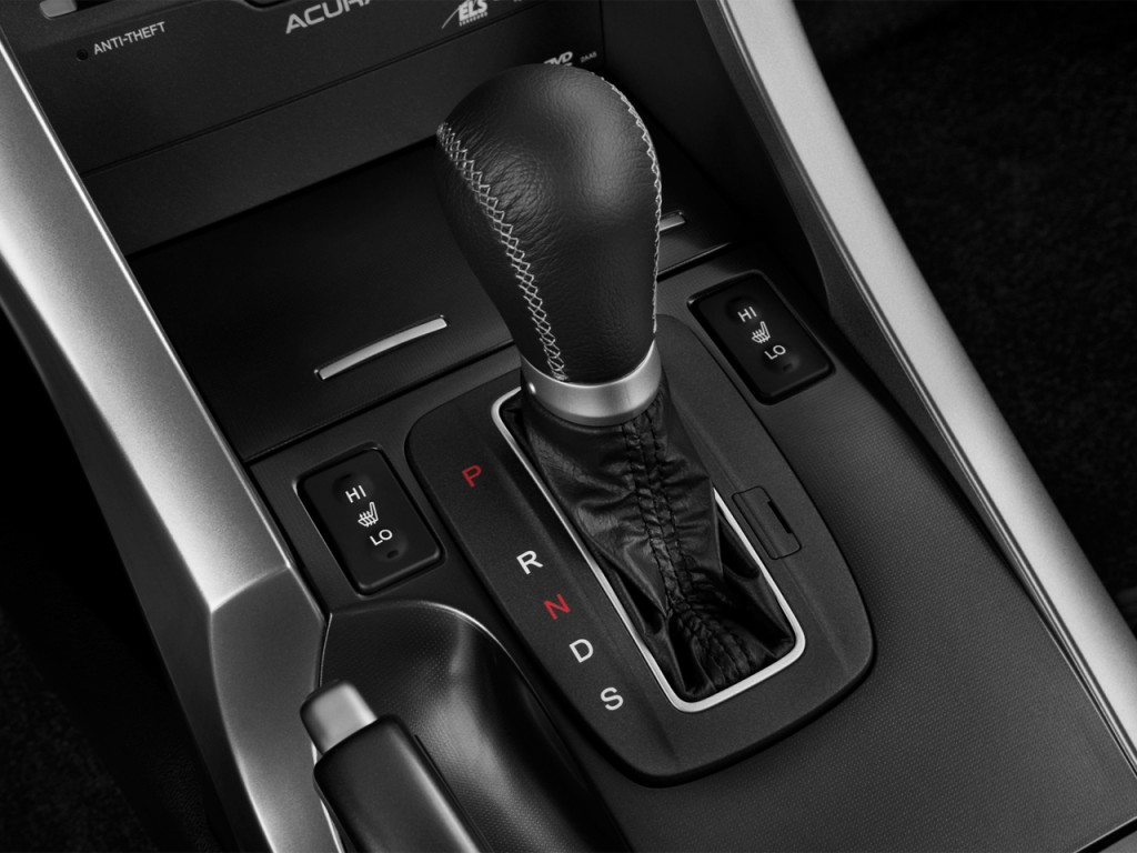 Image: 2014 Acura TSX 4-door Sedan I4 Auto Gear Shift ...