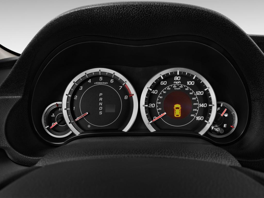 2014 Acura TSX 4-door Sedan I4 Auto Instrument Cluster
