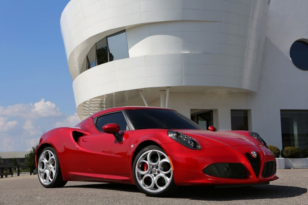 Alfa Romeo 4C Going To Maserati Dealers After All (And A Few Fiat Showrooms, Too)