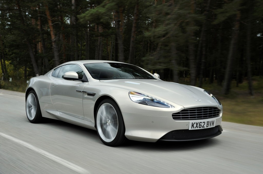 Aston Martin Trademarks New Names DB Replacement Tipped To Be A DB - Db9 aston martin price