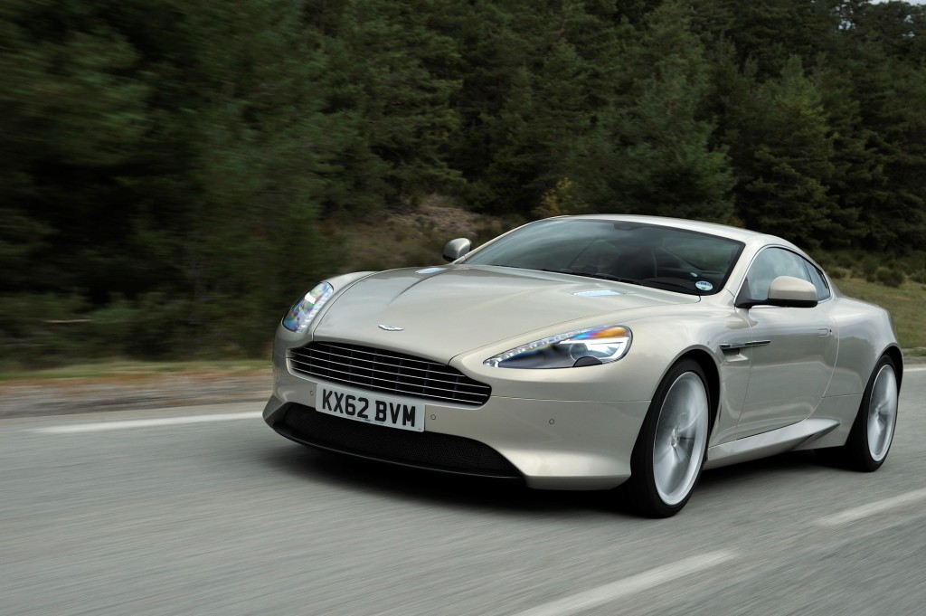 2014 Aston Martin DB9 Review, Ratings, Specs, Prices, And Photos   The Car  Connection
