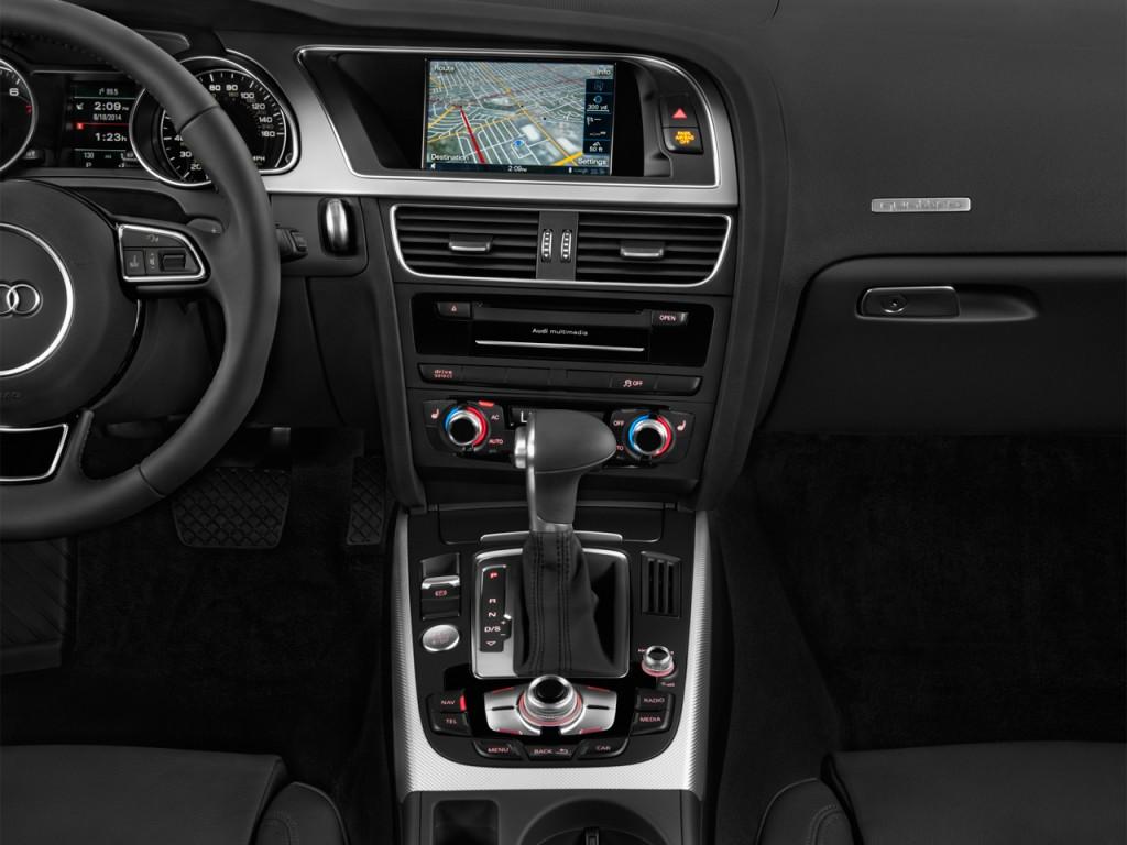 image 2014 audi a5 2 door coupe auto quattro 2 0t premium instrument panel size 1024 x 768. Black Bedroom Furniture Sets. Home Design Ideas