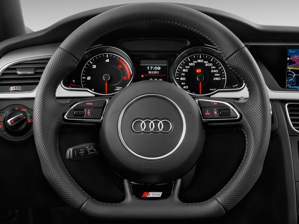 image 2014 audi a5 2 door coupe man quattro 2 0t premium steering wheel size 1024 x 768 type. Black Bedroom Furniture Sets. Home Design Ideas