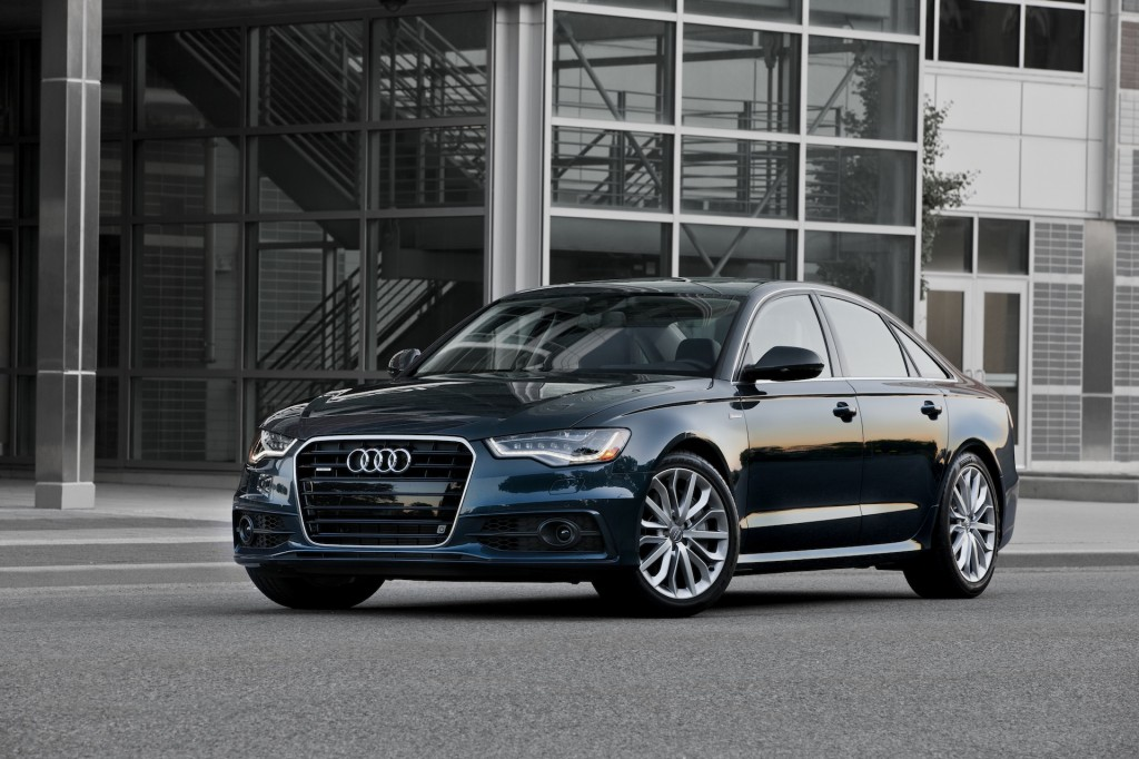 2014 Audi A6: New Ratings Suggest It's One Of The Safest Sedans