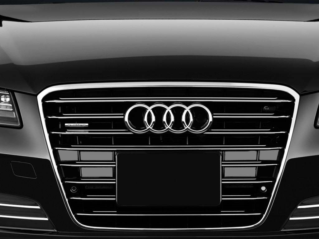 image 2014 audi a8 l 4 door sedan 4 0l grille size 1024 x 768 type gif posted on january. Black Bedroom Furniture Sets. Home Design Ideas