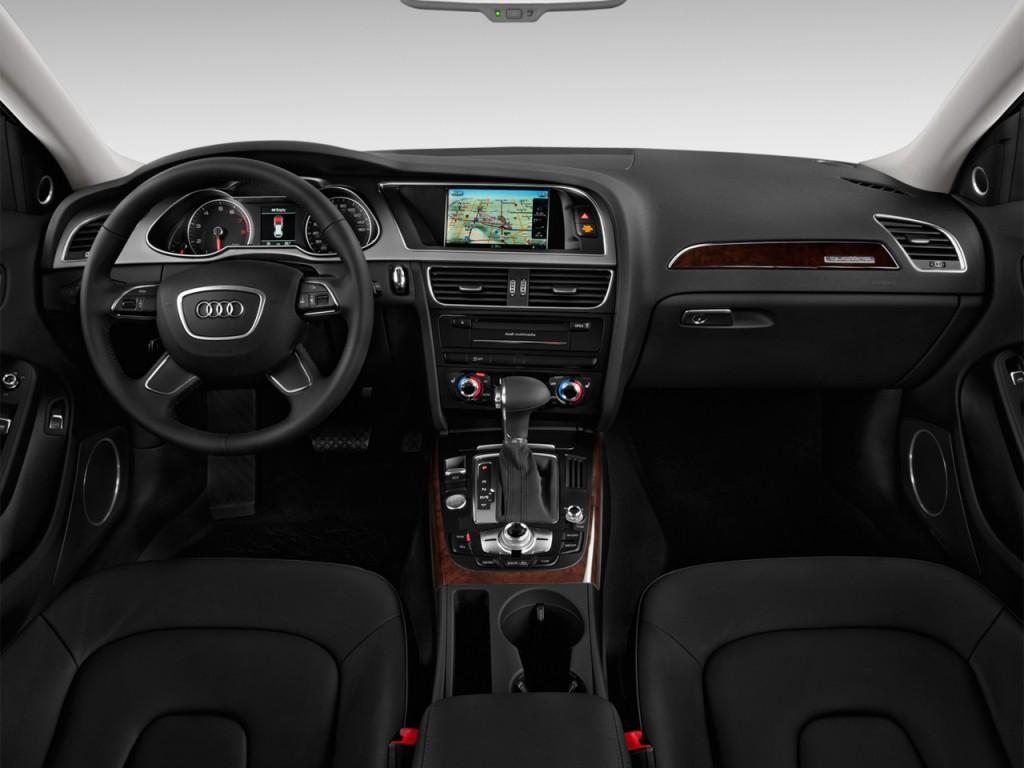 Image: 2014 Audi Allroad 4-door Wagon Premium Dashboard ...