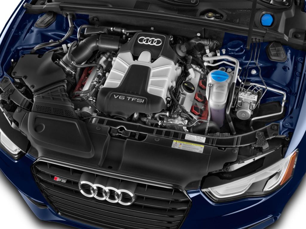Image: 2014 Audi S5 2-door Coupe Auto Premium Plus Engine ...