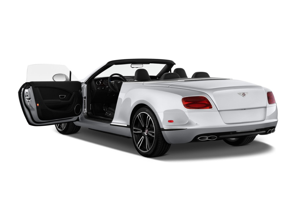 Image: 2014 Bentley Continental GT 2-door Convertible Open Doors, size: 1024 x 768, type: gif ...