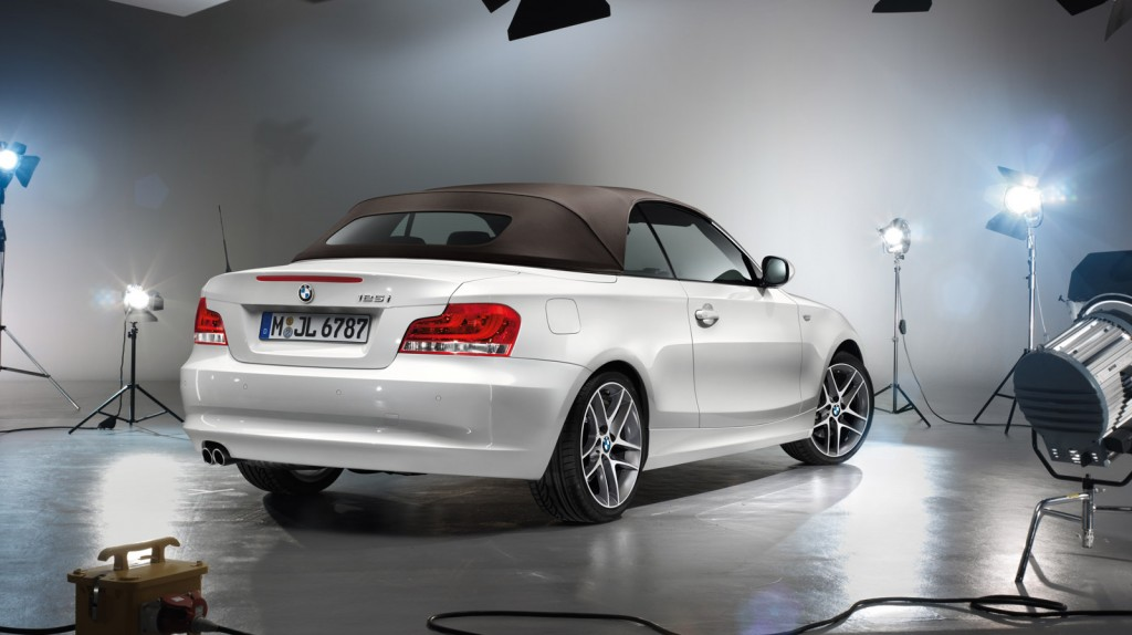 2014 BMW 1-Series Convertible Limited Edition Lifestyle