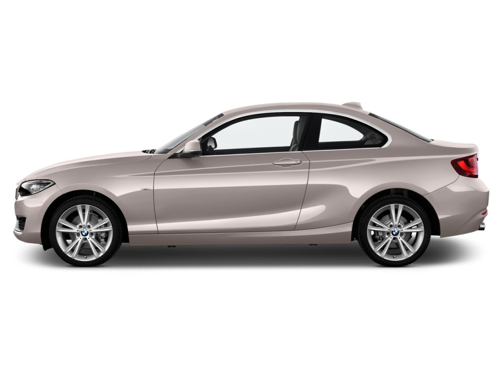 Image 2014 Bmw 2 Series 2 Door Coupe 228i Rwd Side