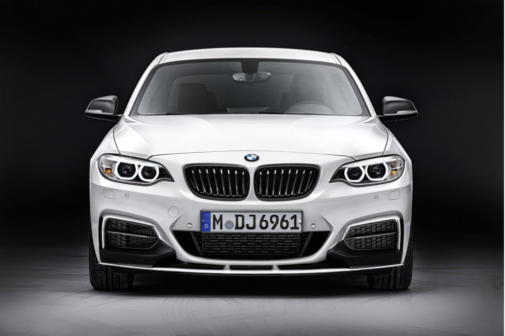 2014 BMW 2-Series with M Performance parts