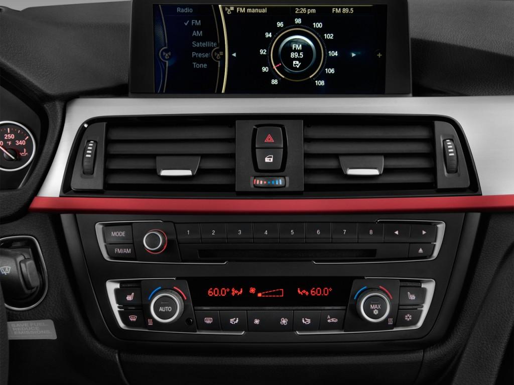 Image: 2014 BMW 3-Series 4-door Sedan 335i RWD Audio ...