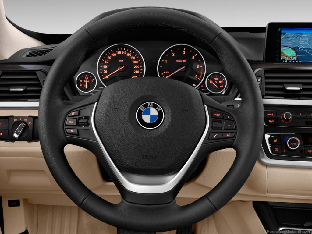 Image 2014 Bmw 3 Series Gran Turismo 5dr 328i Xdrive Gran Turismo Awd Steering Wheel Size