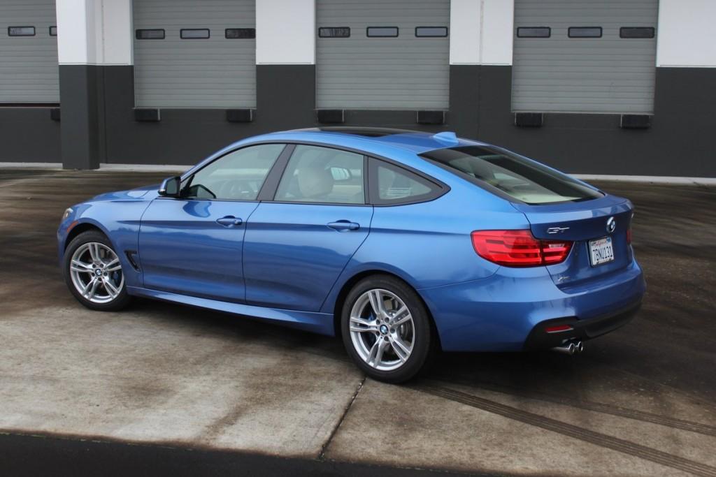 Image BMW Series Gran Turismo Driven December - Bmw 3 series hatchback