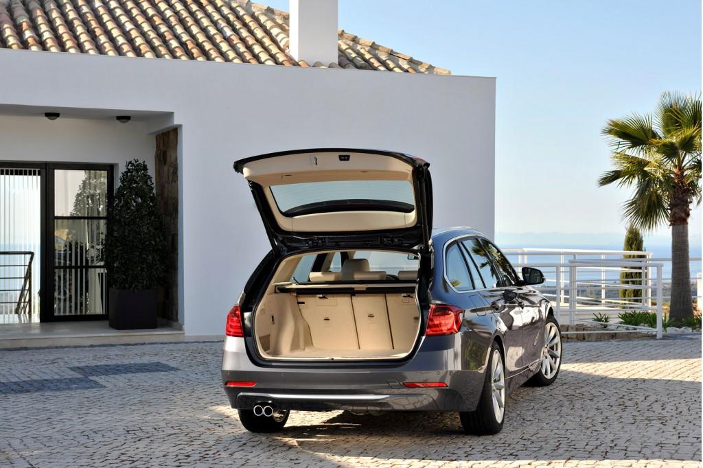 Image BMW Series Sports Wagon European Spec Size - Bmw 3 series diesel wagon