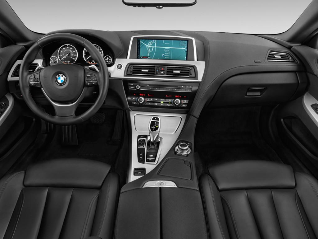 Image 2014 Bmw 6 Series 2 Door Convertible 640i Dashboard