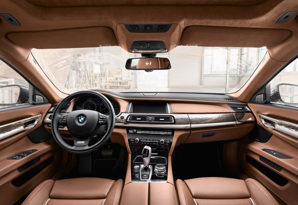 2014 BMW 7 Series Sterling Inspired By ROBBEBERKING