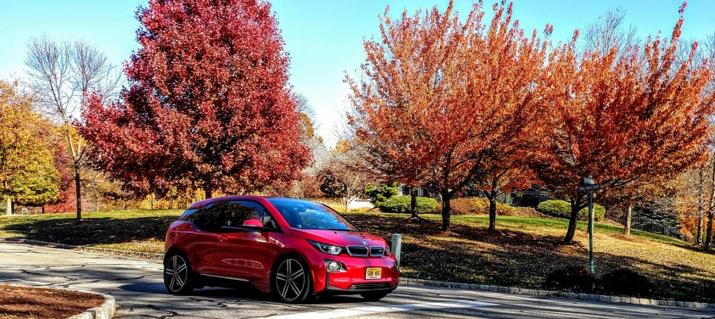 0dad5d65cbc2 BMW i3 REx  owner s 3 years with range-extended electric car