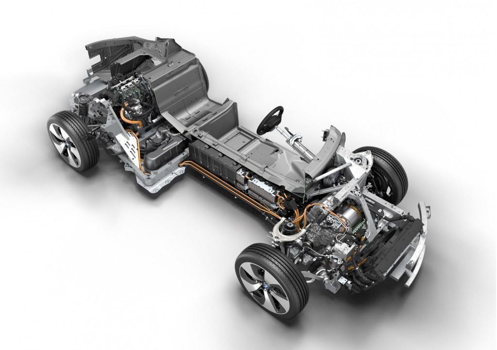 2015 BMW I8 Specs Revealed