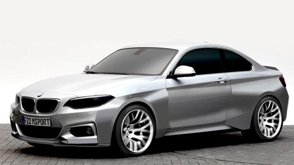 2014 BMW M235i Racing
