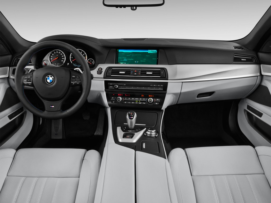 Image 2014 Bmw M5 4 Door Sedan Dashboard Size 1024 X