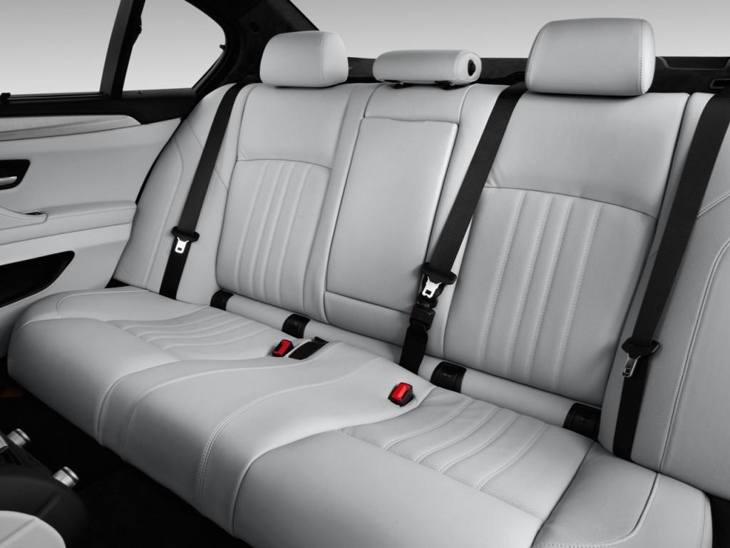 Image 2014 Bmw M5 4 Door Sedan Rear Seats Size 1024 X
