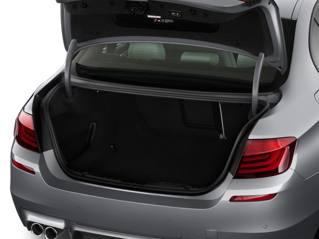 Image: 2014 BMW M5 4-door Sedan Trunk, size: 1024 x 768 ...