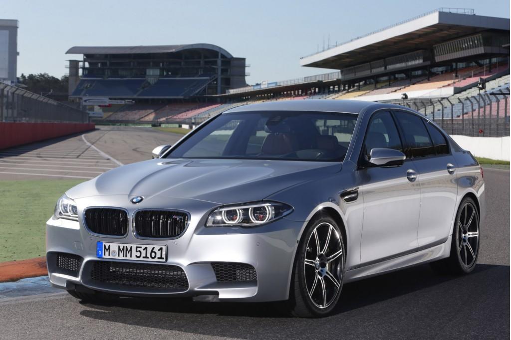 2017 BMW M5