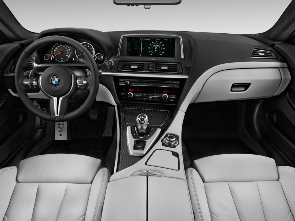 Image 2014 Bmw M6 2 Door Coupe Dashboard Size 1024 X