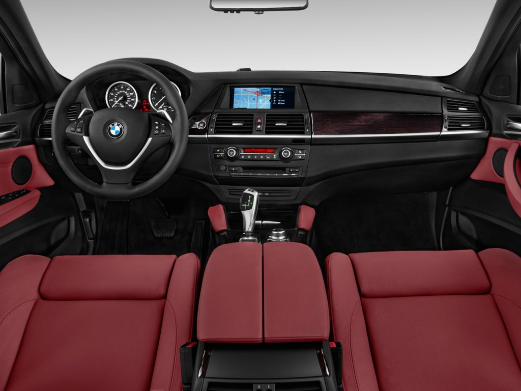 Image: 2014 BMW X6 AWD 4-door 35i Dashboard, size: 1024 x ...