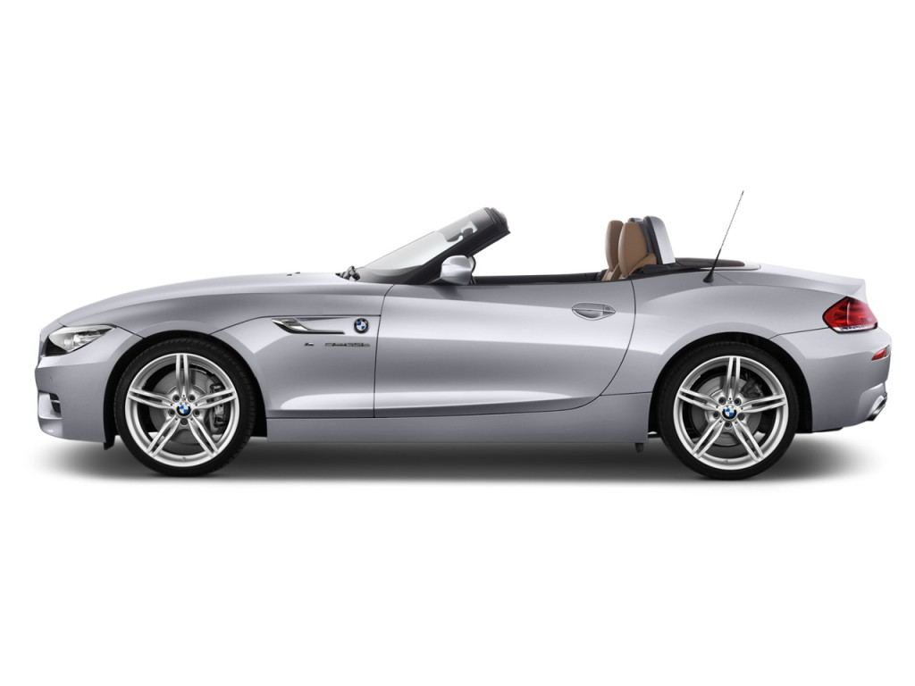 Image 2014 Bmw Z4 2 Door Roadster Sdrive35is Side