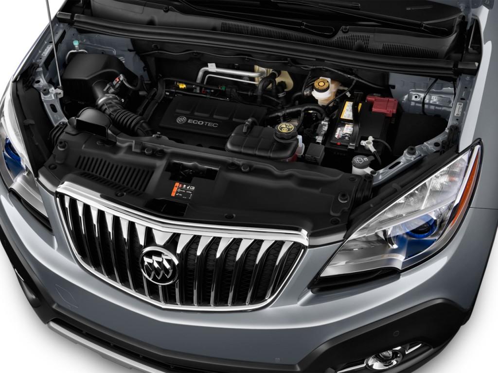 Image: 2014 Buick Encore FWD 4-door Engine, size: 1024 x ...