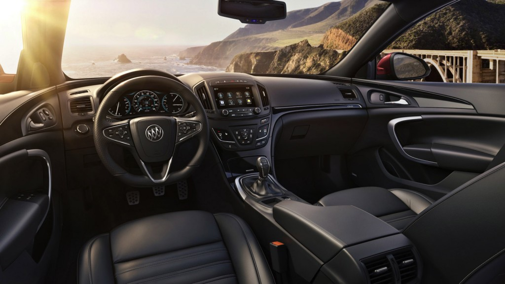Image: 2014 Buick Regal GS, size: 1024 x 576, type: gif ...