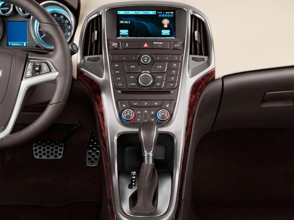 Image: 2014 Buick Verano 4-door Sedan Premium Group ...